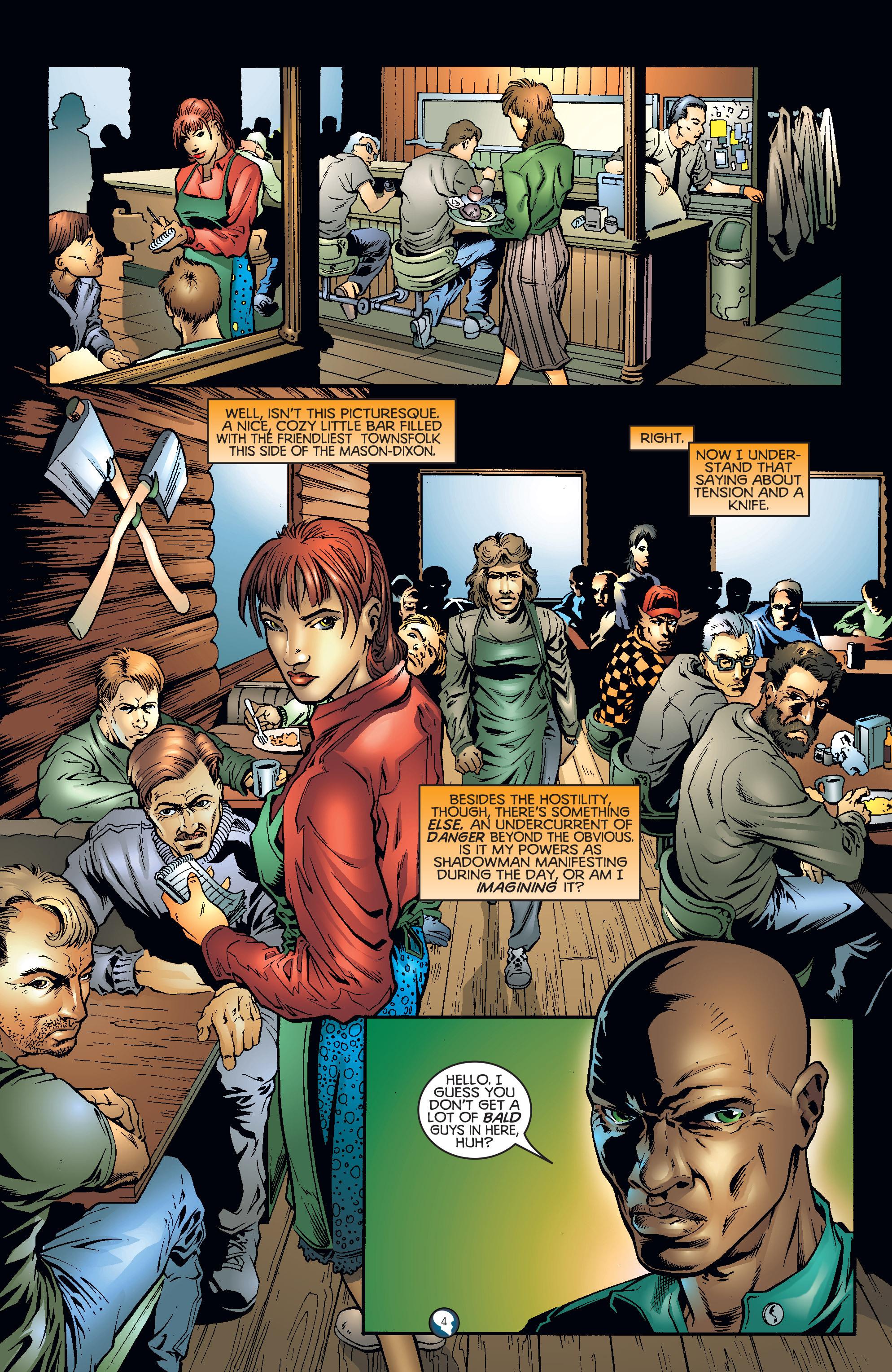 Read online Shadowman (1997) comic -  Issue #19 - 5
