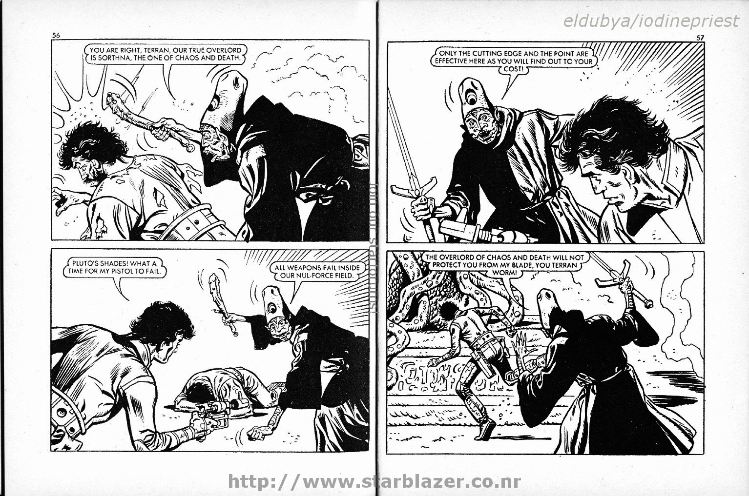 Starblazer issue 114 - Page 30