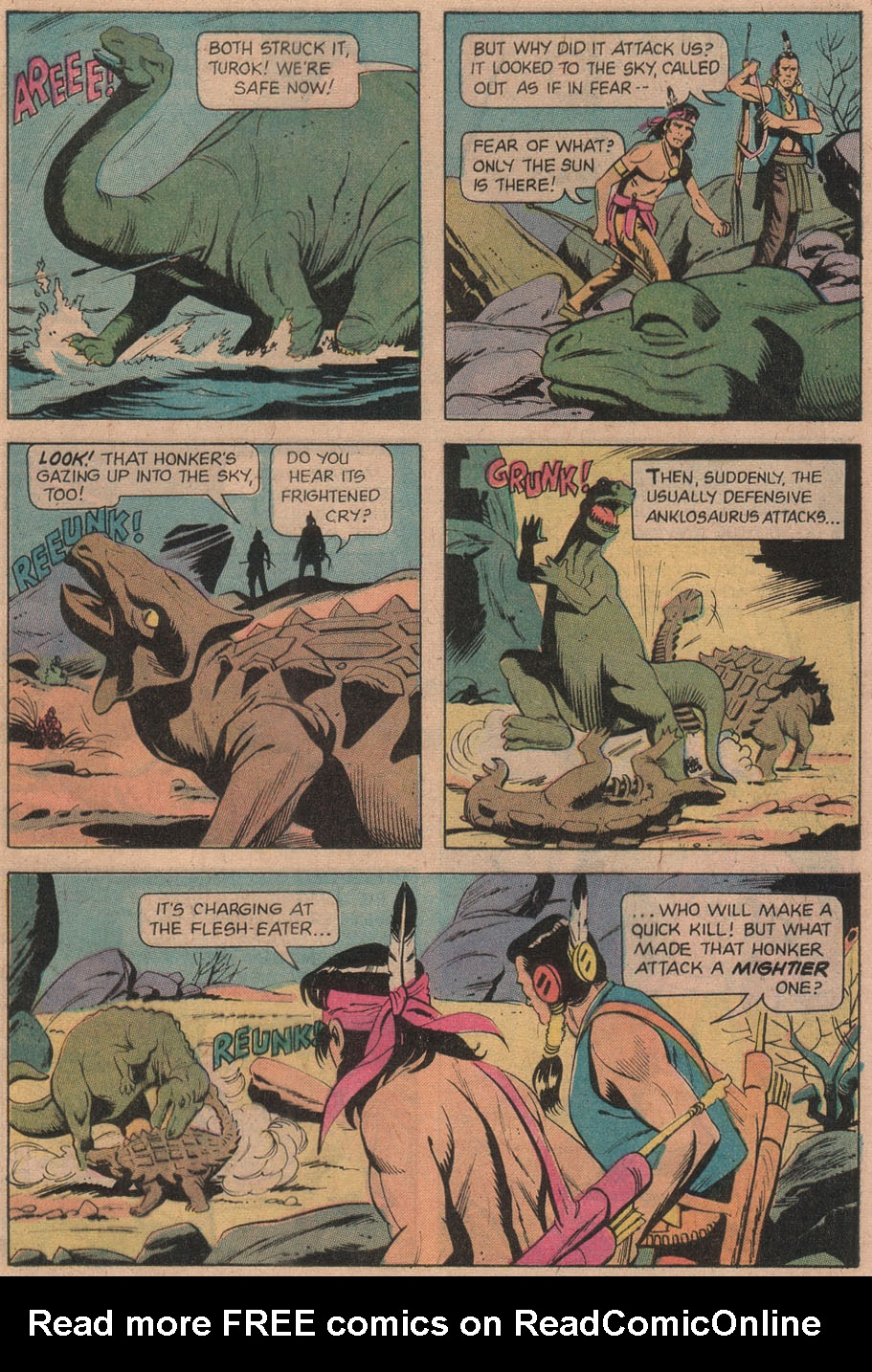 Read online Turok, Son of Stone comic -  Issue #97 - 5