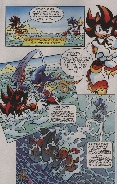 Read online Sonic Universe comic -  Issue #1 - 3