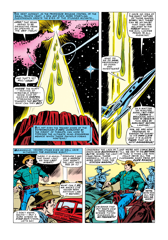 Uncanny X-Men (1963) 21 Page 2