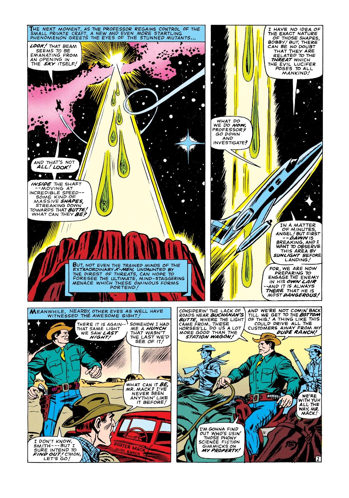 Uncanny X-Men (1963) issue 21 - Page 3