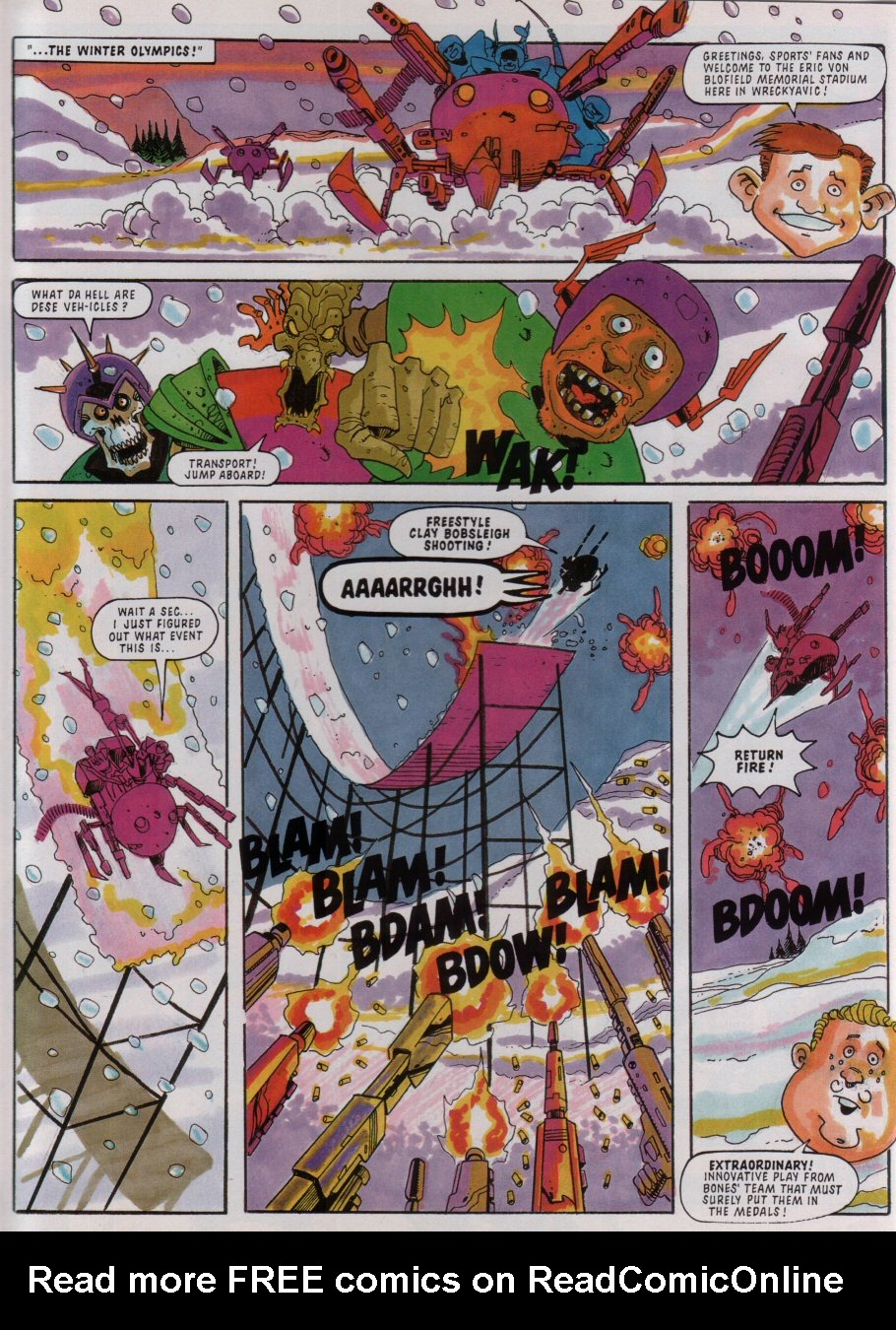 Read online Sonic the Comic comic -  Issue #34 - 14
