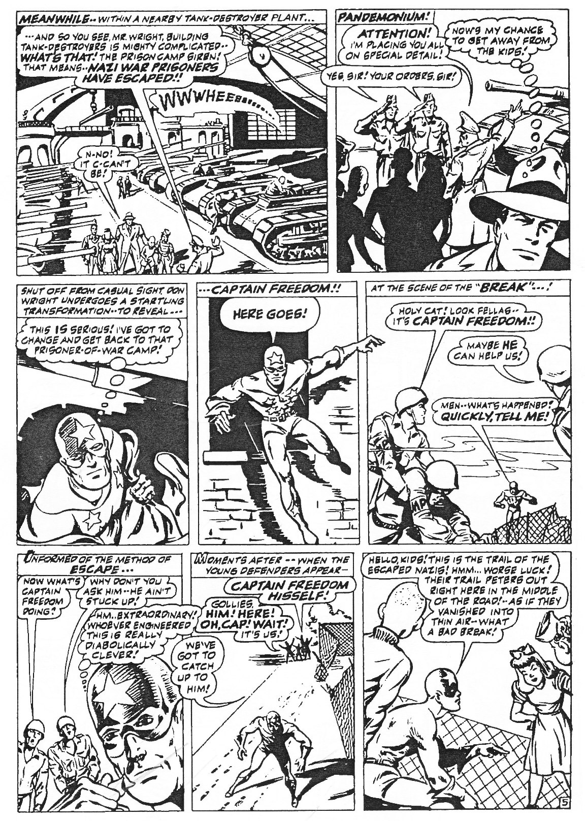 Read online Men of Mystery Comics comic -  Issue #83 - 151