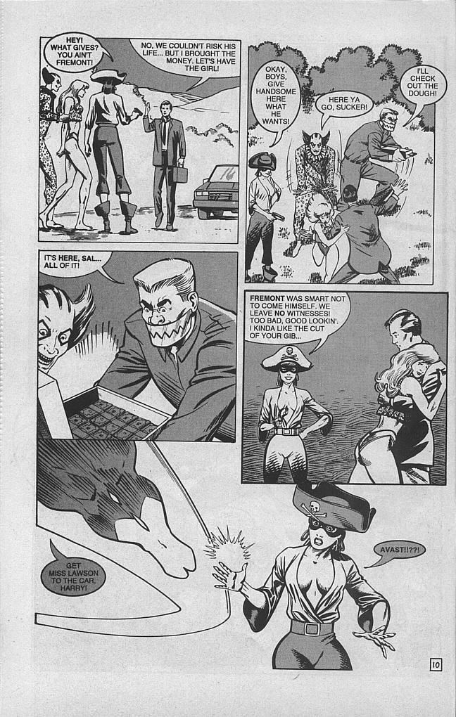Femforce Issue #46 #46 - English 12