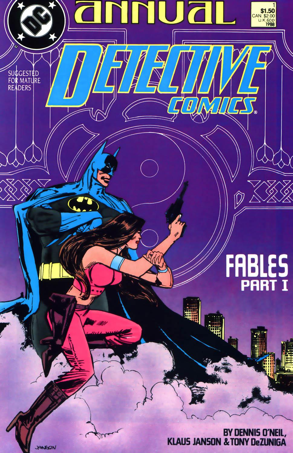 Detective Comics (1937) _Annual_1 Page 1