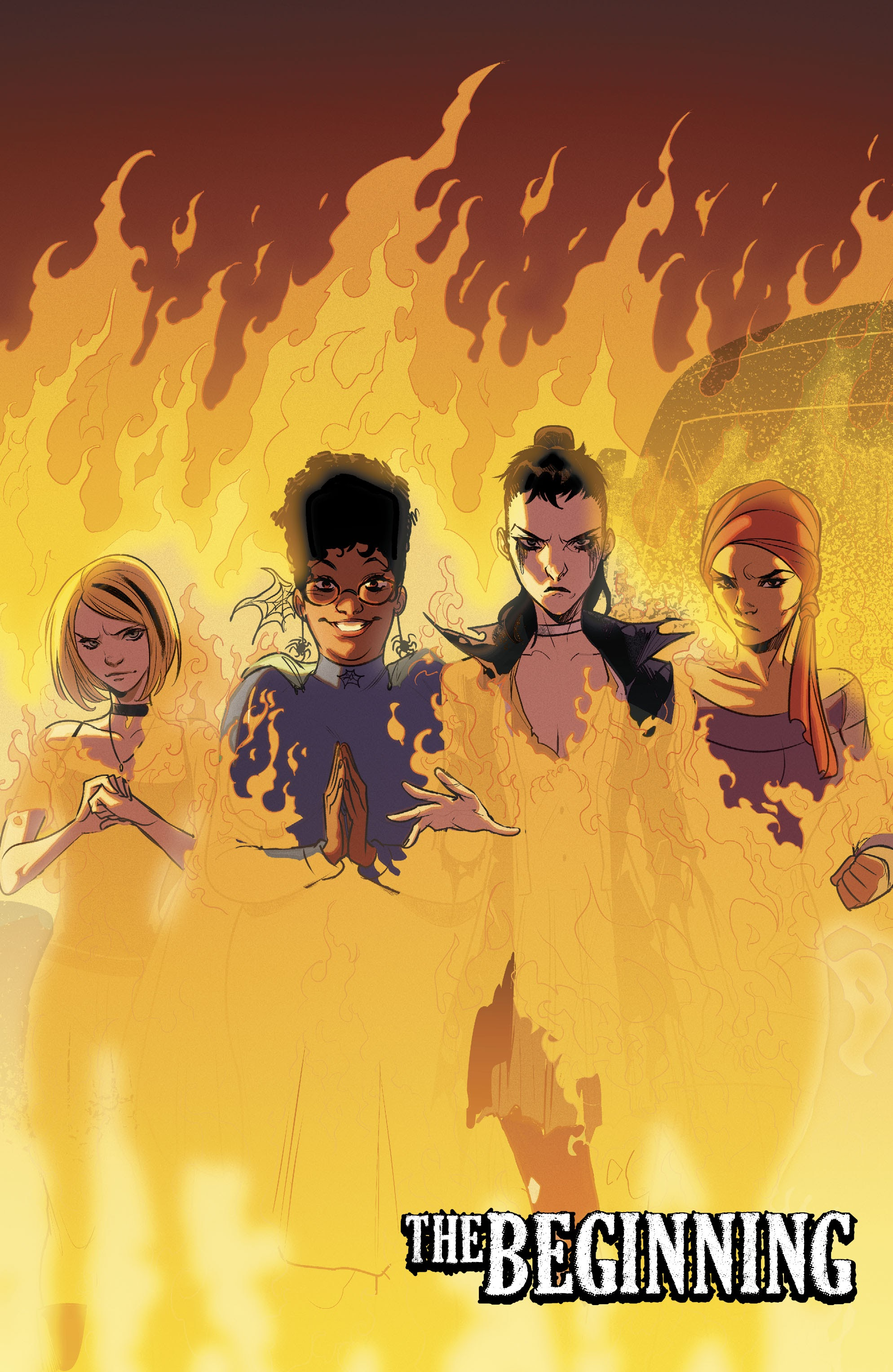 Hex Wives #6 #6 - English 22