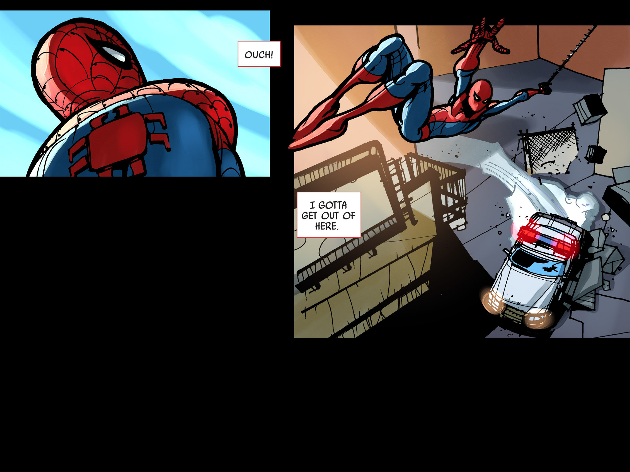 Read online Amazing Spider-Man: Who Am I? comic -  Issue # Full (Part 1) - 232