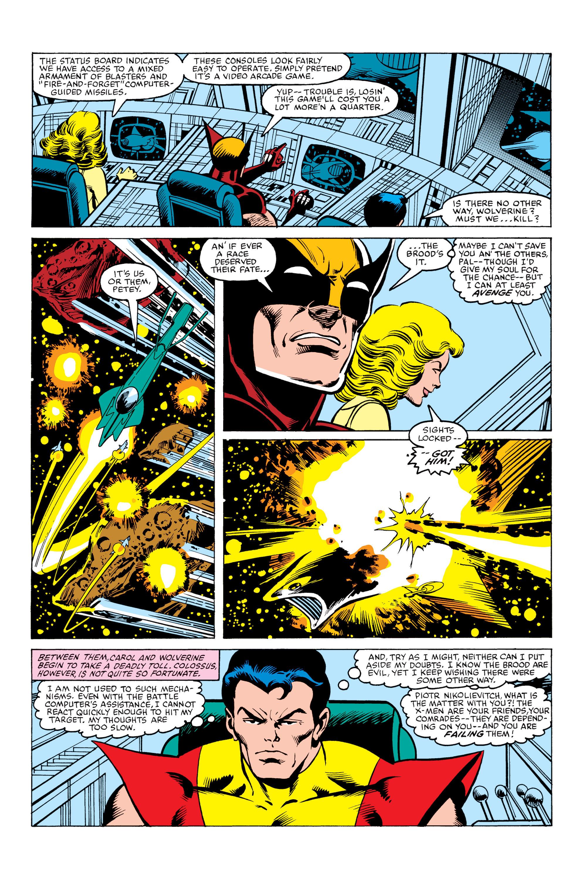 Read online Uncanny X-Men (1963) comic -  Issue #164 - 5