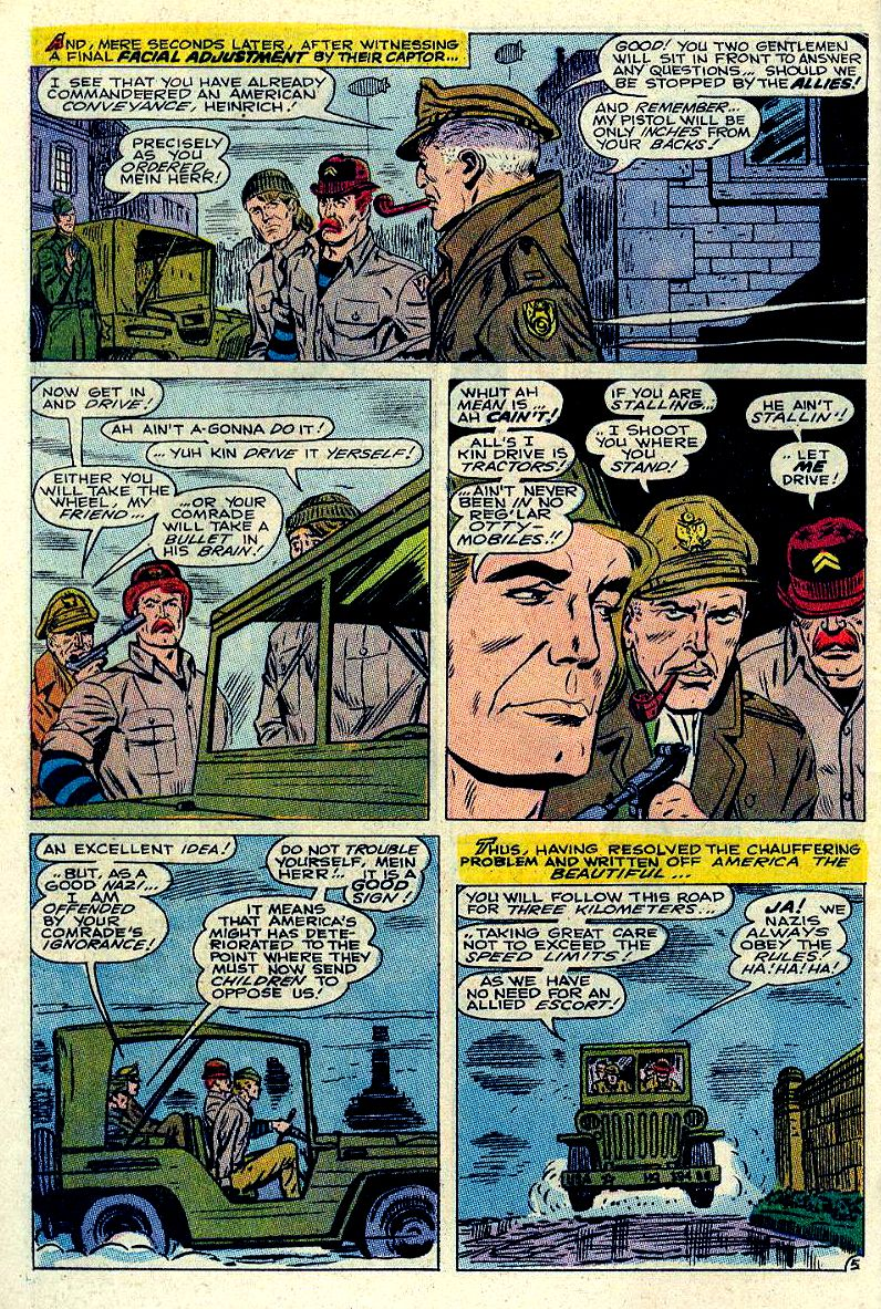 Read online Sgt. Fury comic -  Issue #84 - 8
