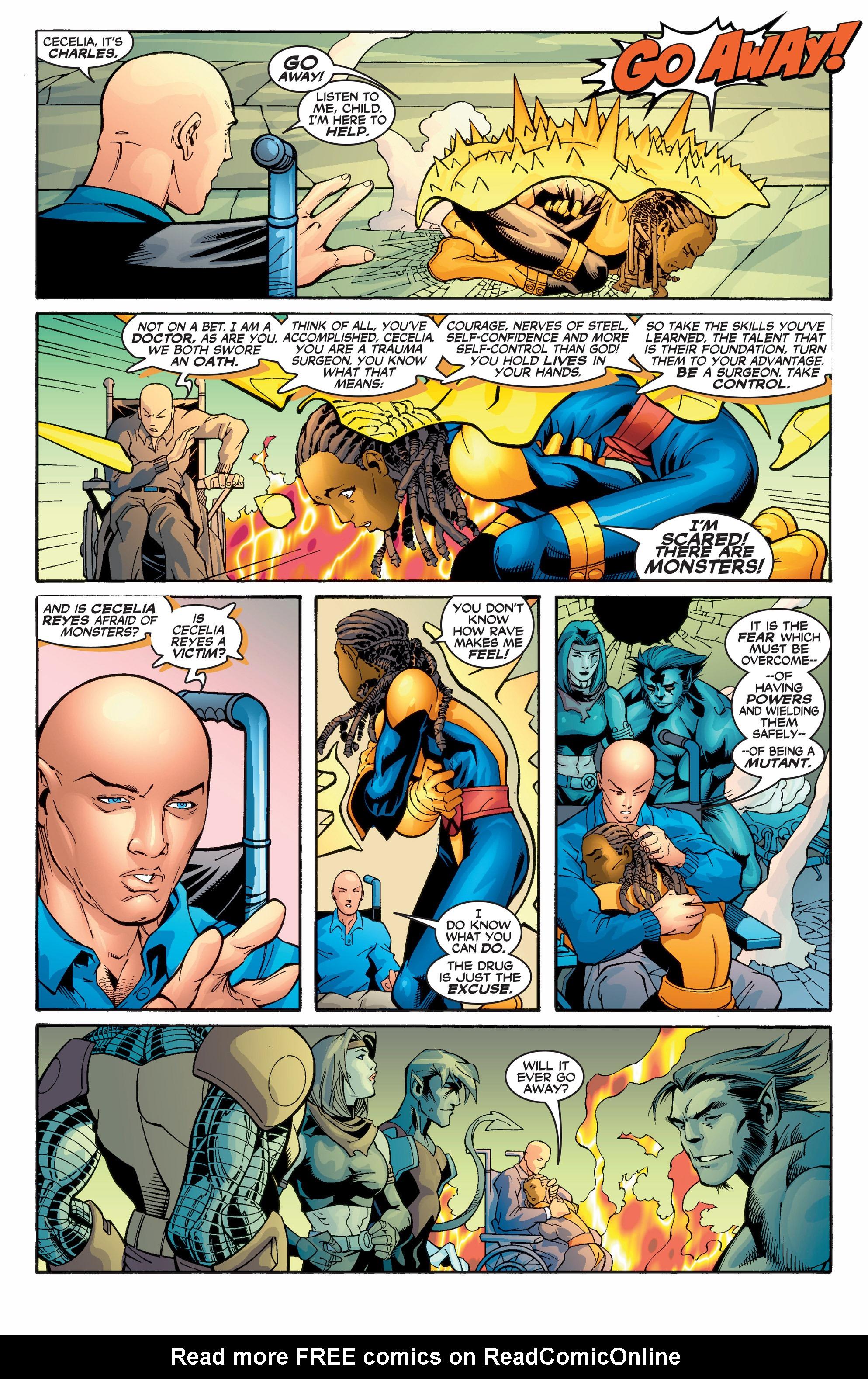 Read online Uncanny X-Men (1963) comic -  Issue #389 - 23