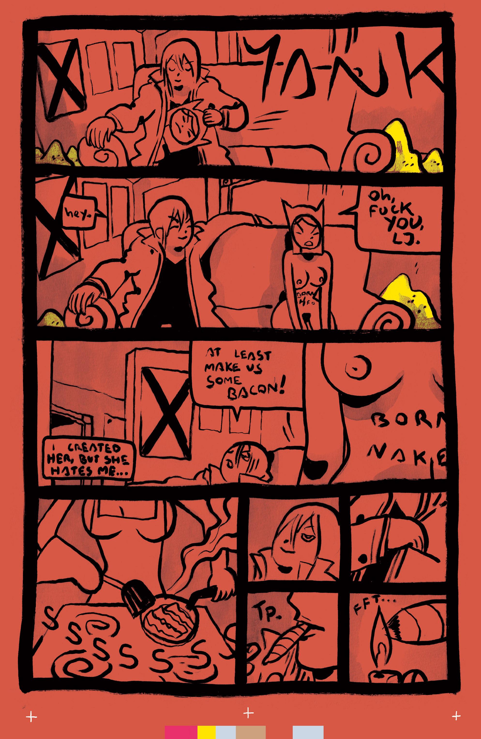Read online Sun Bakery comic -  Issue #3 - 14