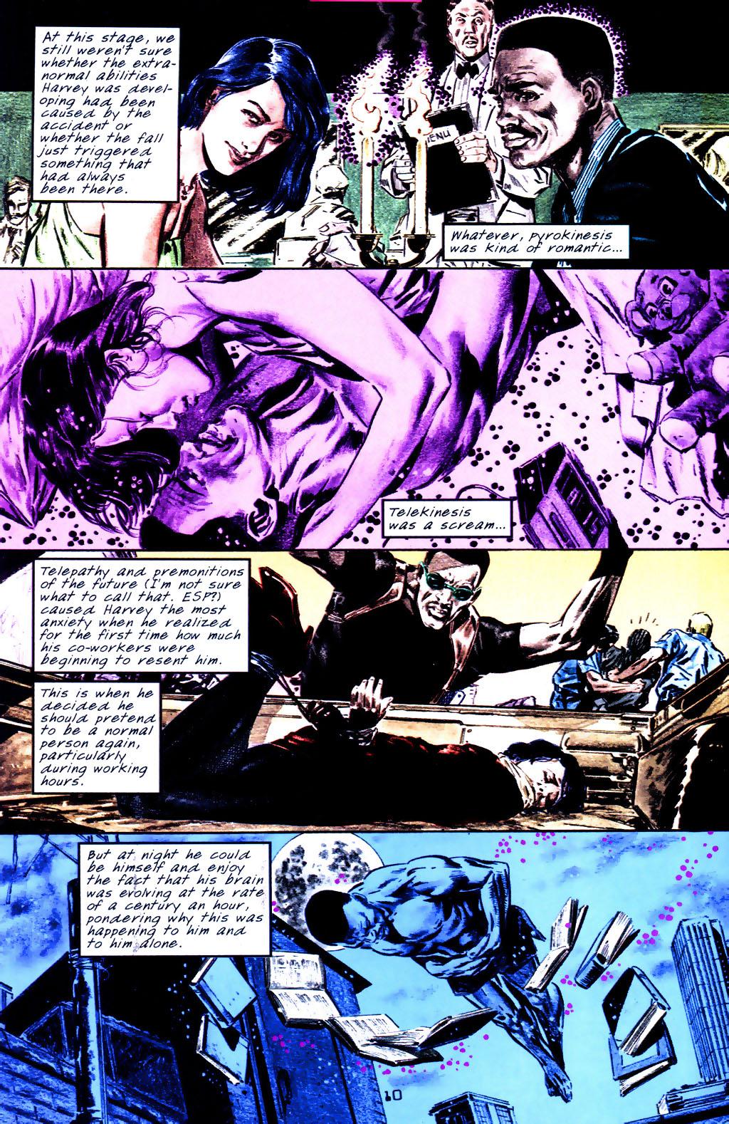 Read online Tangent Comics/ The Superman comic -  Issue # Full - 11