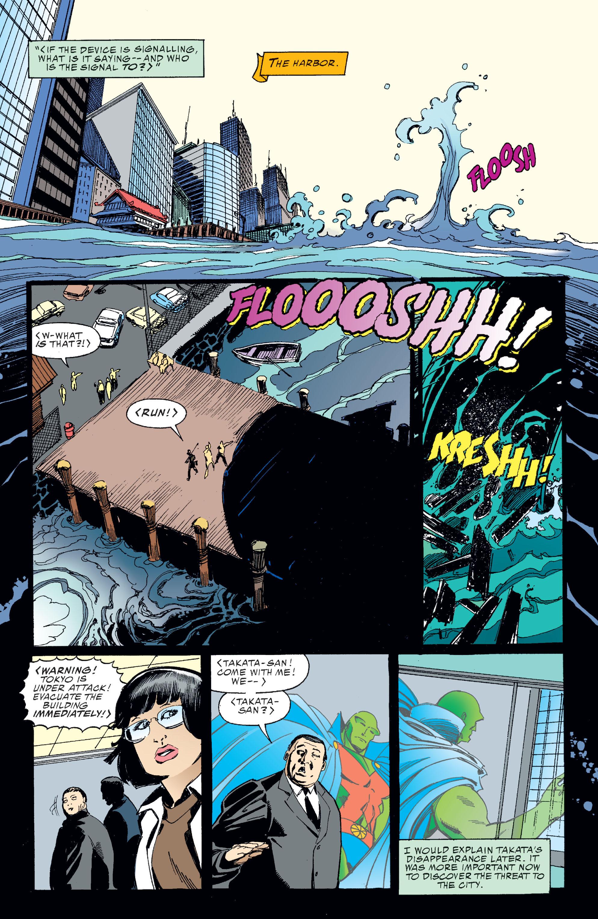 Read online Martian Manhunter: Son of Mars comic -  Issue # TPB - 62