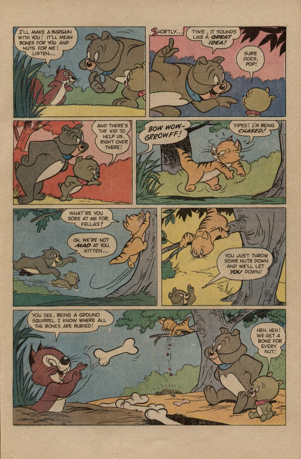 Tom and Jerry issue 268 - Page 41