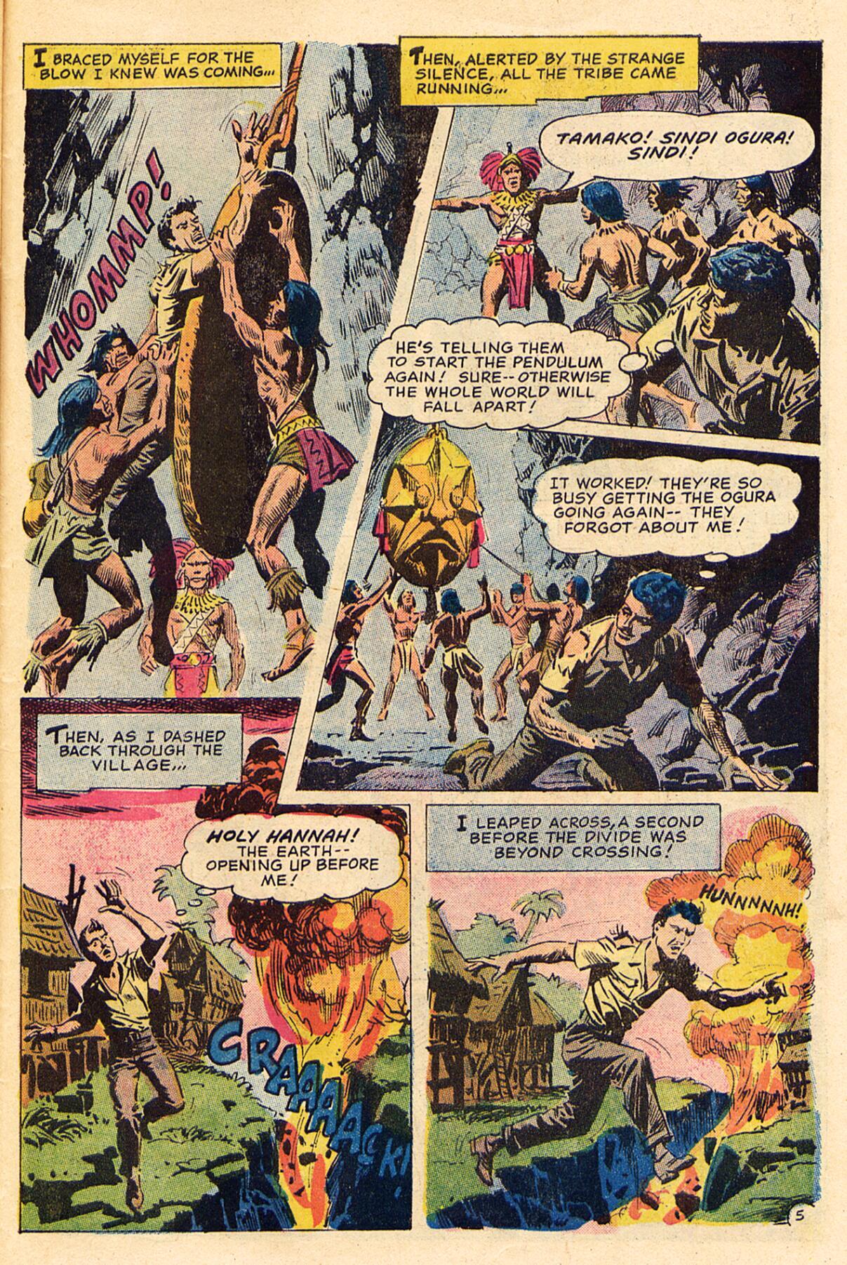 Read online Adventure Comics (1938) comic -  Issue #430 - 31