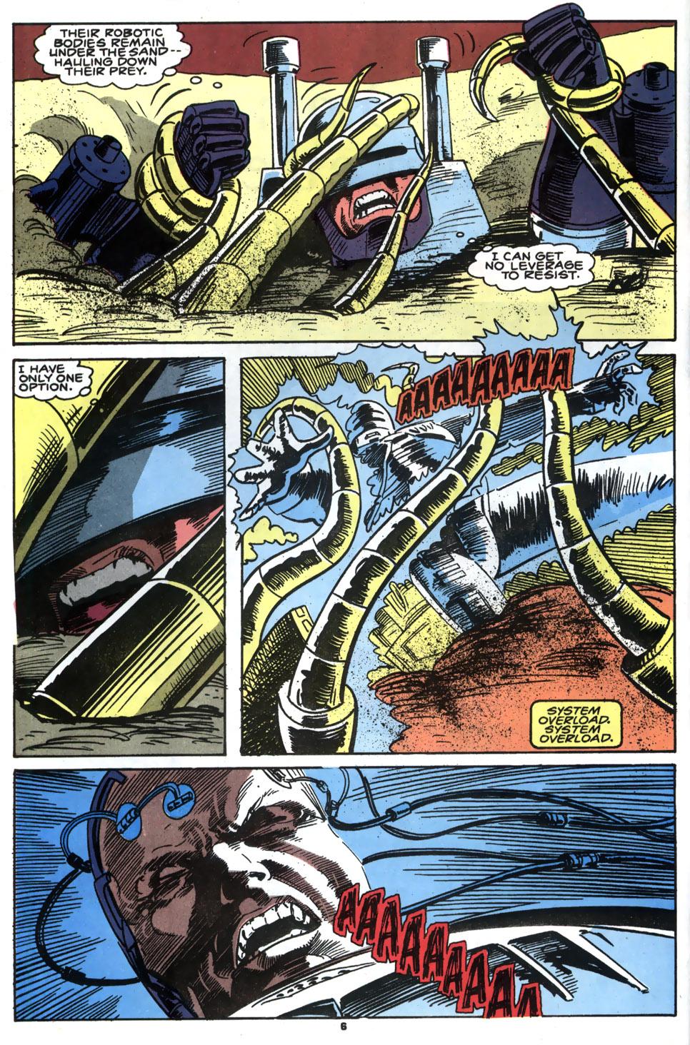 Read online Robocop (1990) comic -  Issue #5 - 5