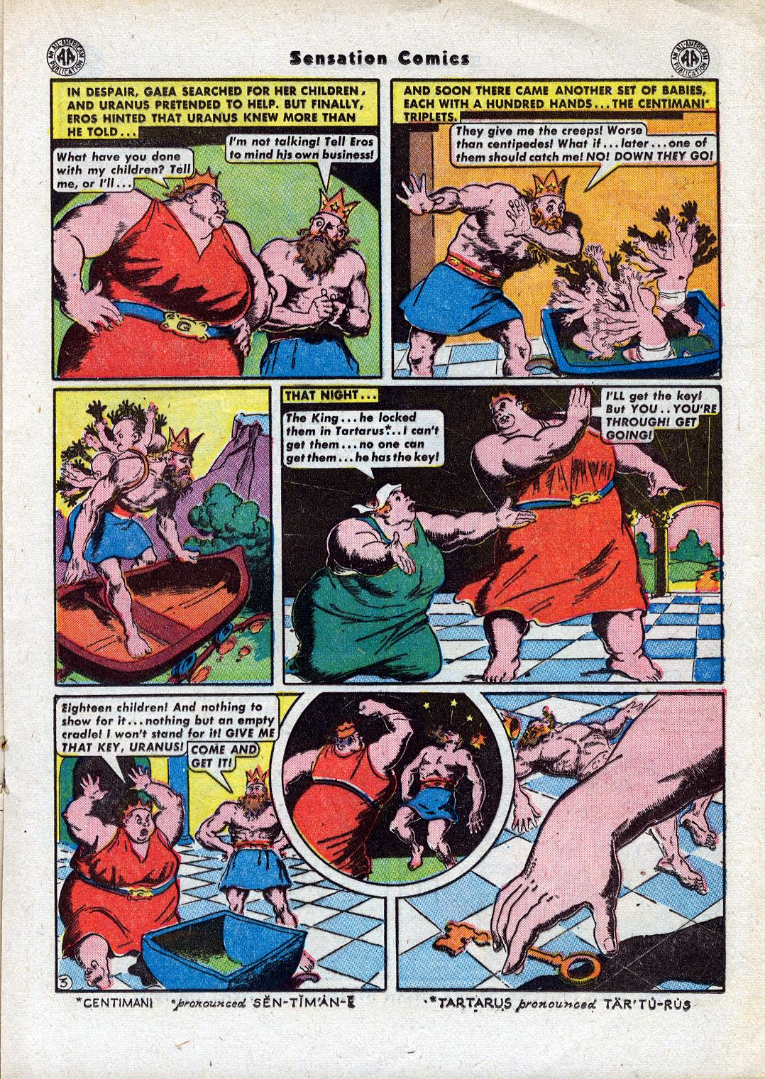 Sensation (Mystery) Comics issue 44 - Page 25