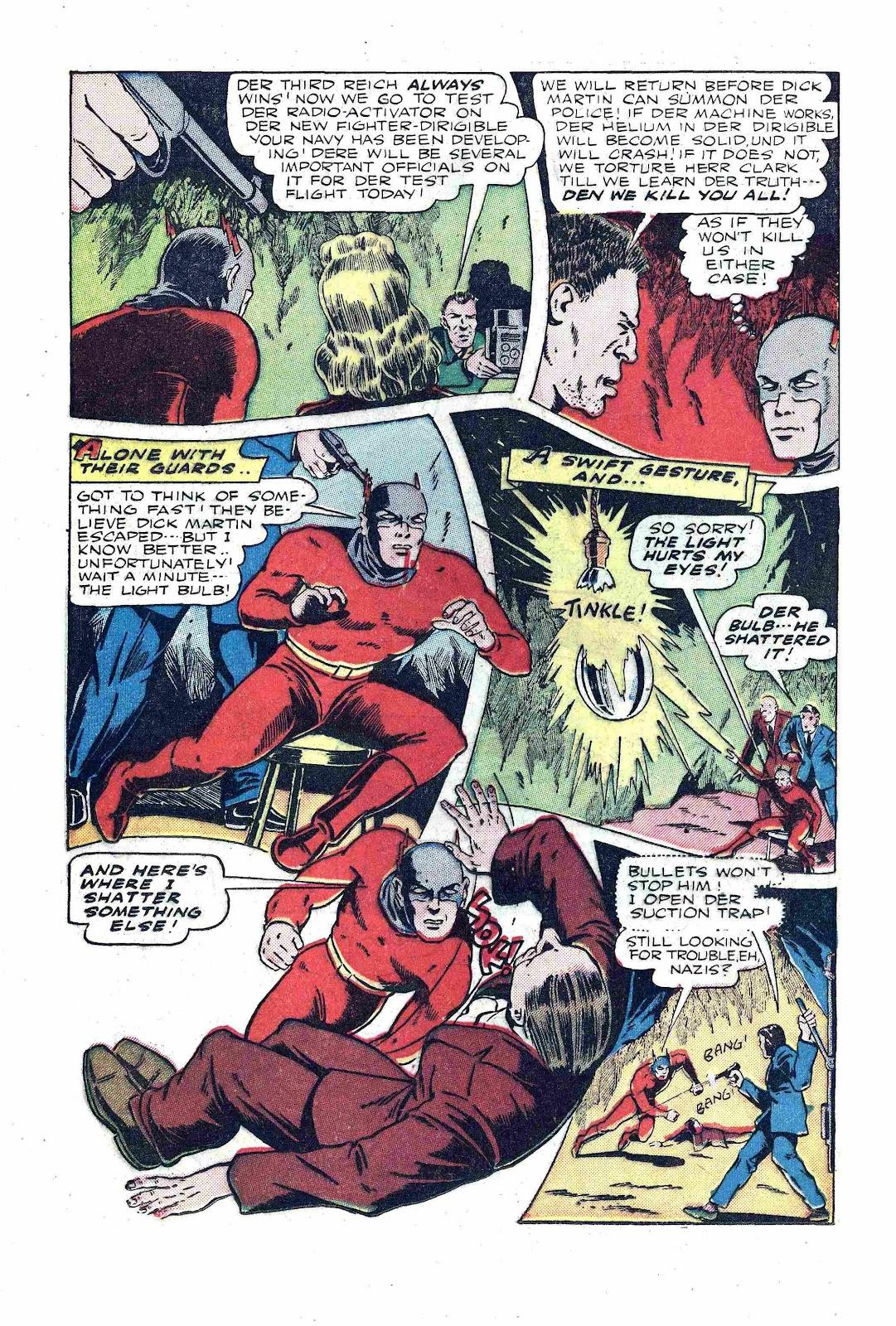 Read online America's Best Comics comic -  Issue #13 - 32