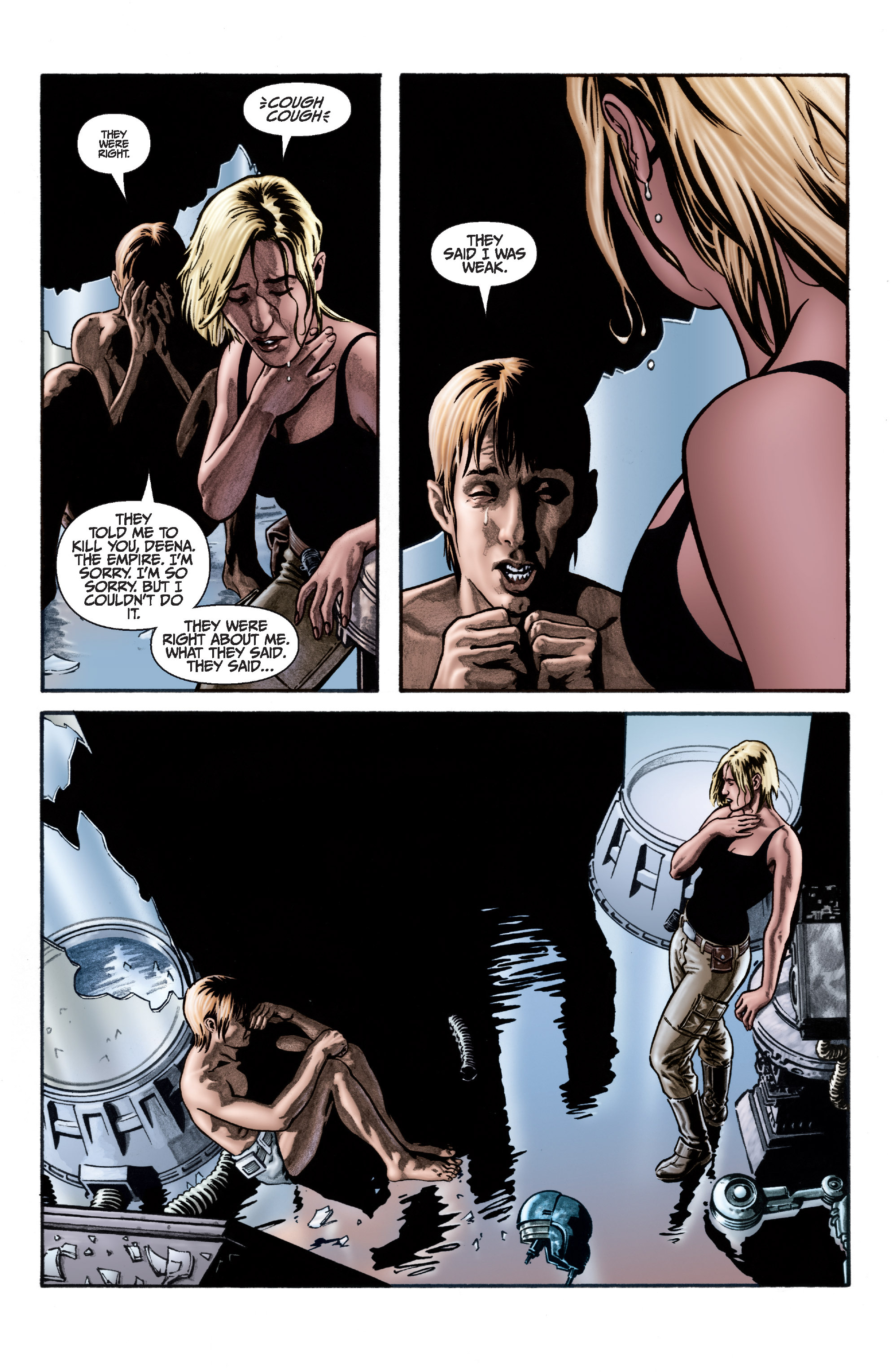 Read online Star Wars Omnibus comic -  Issue # Vol. 22 - 373