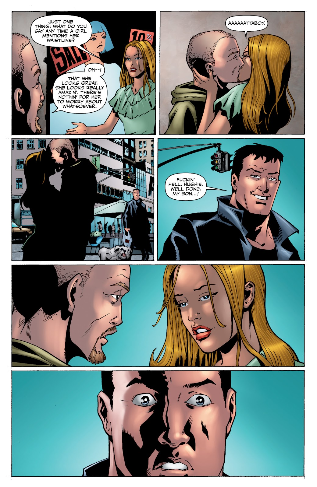 Read online The Boys Omnibus comic -  Issue # TPB 4 (Part 1) - 28