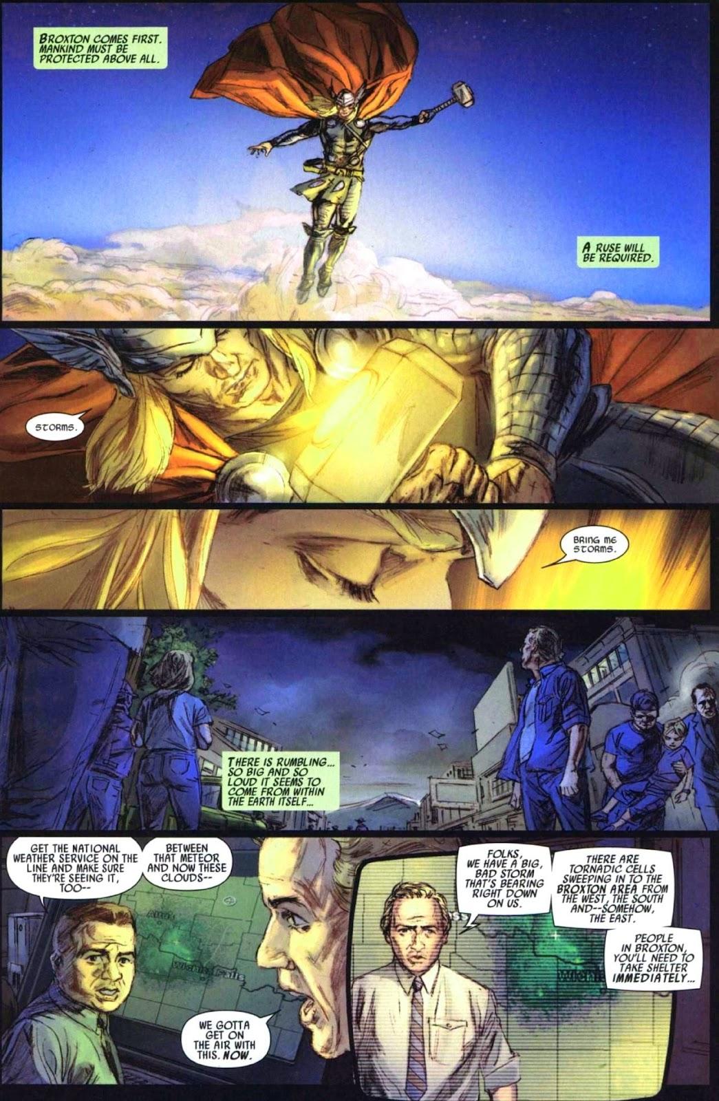 Secret Invasion: Thor Issue #1 #1 - English 12