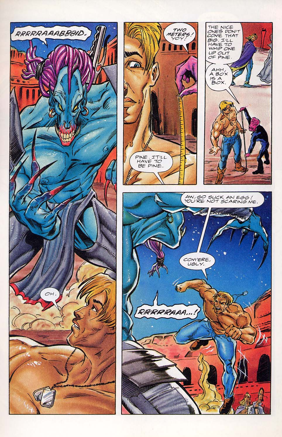 Read online Charlemagne comic -  Issue #5 - 10