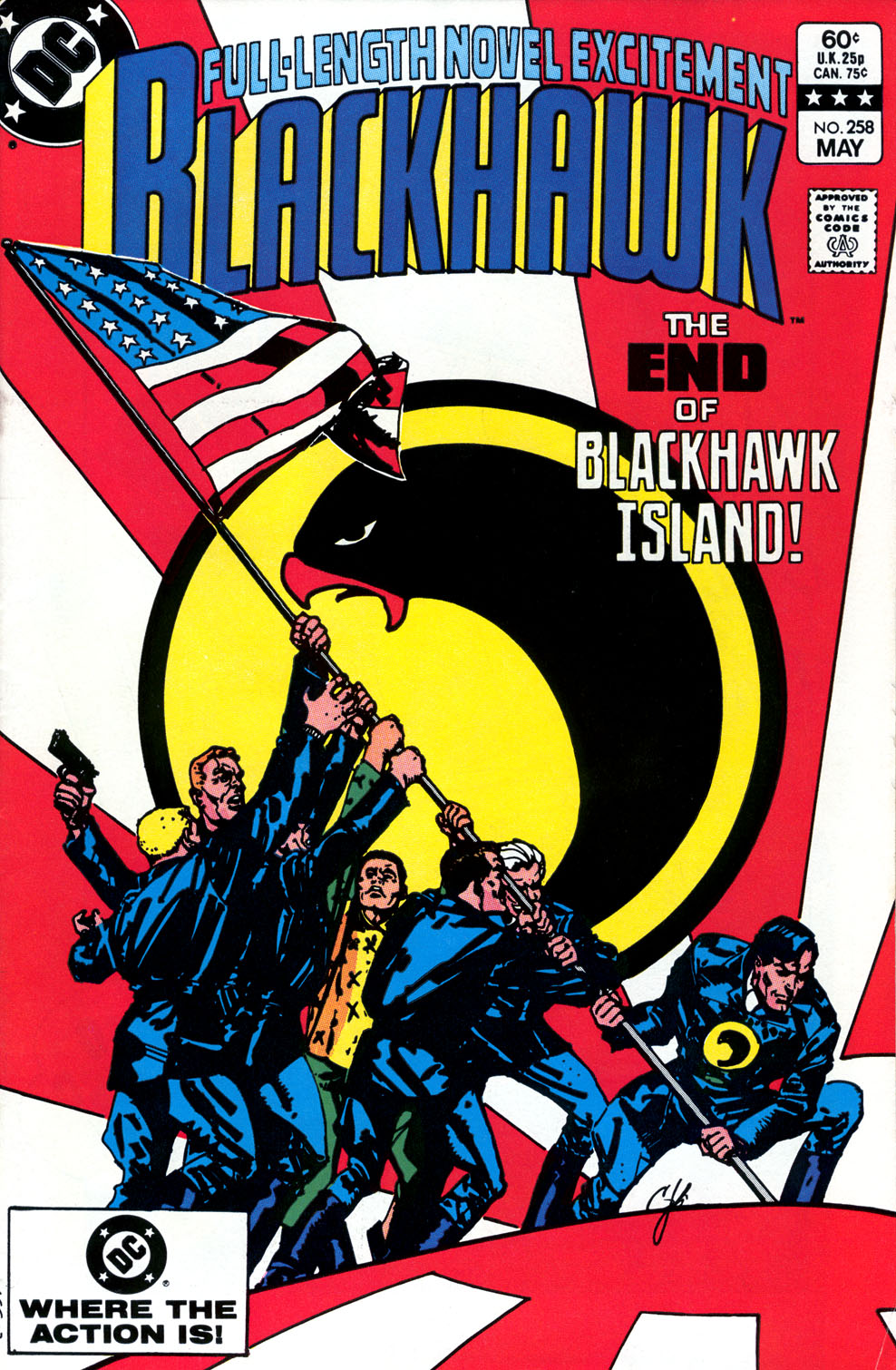 Blackhawk (1957) 258 Page 1