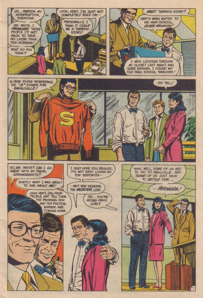 Read online Superman III comic -  Issue # Full - 7