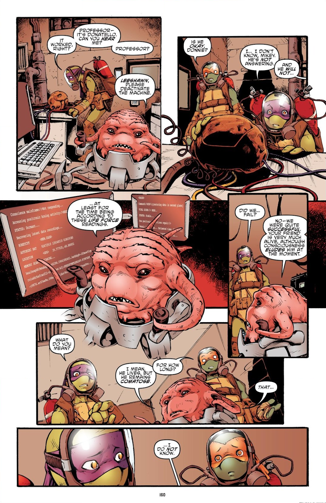 Read online Teenage Mutant Ninja Turtles: The IDW Collection comic -  Issue # TPB 7 (Part 2) - 54