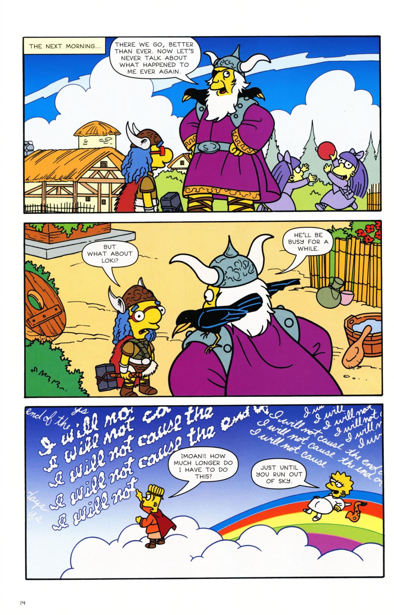 Read online Simpsons Comics comic -  Issue #168 - 11