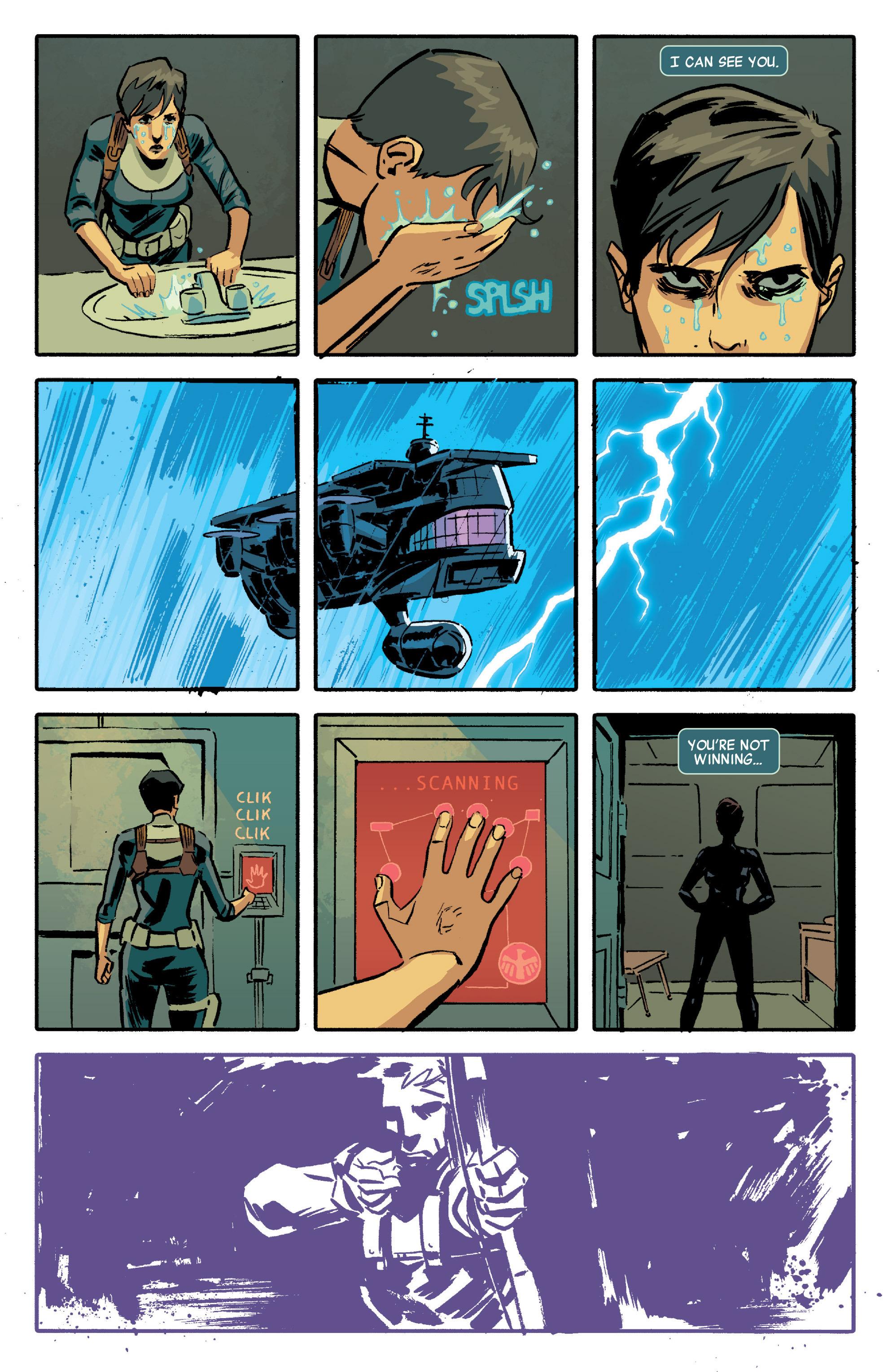 Read online Secret Avengers (2014) comic -  Issue #5 - 21