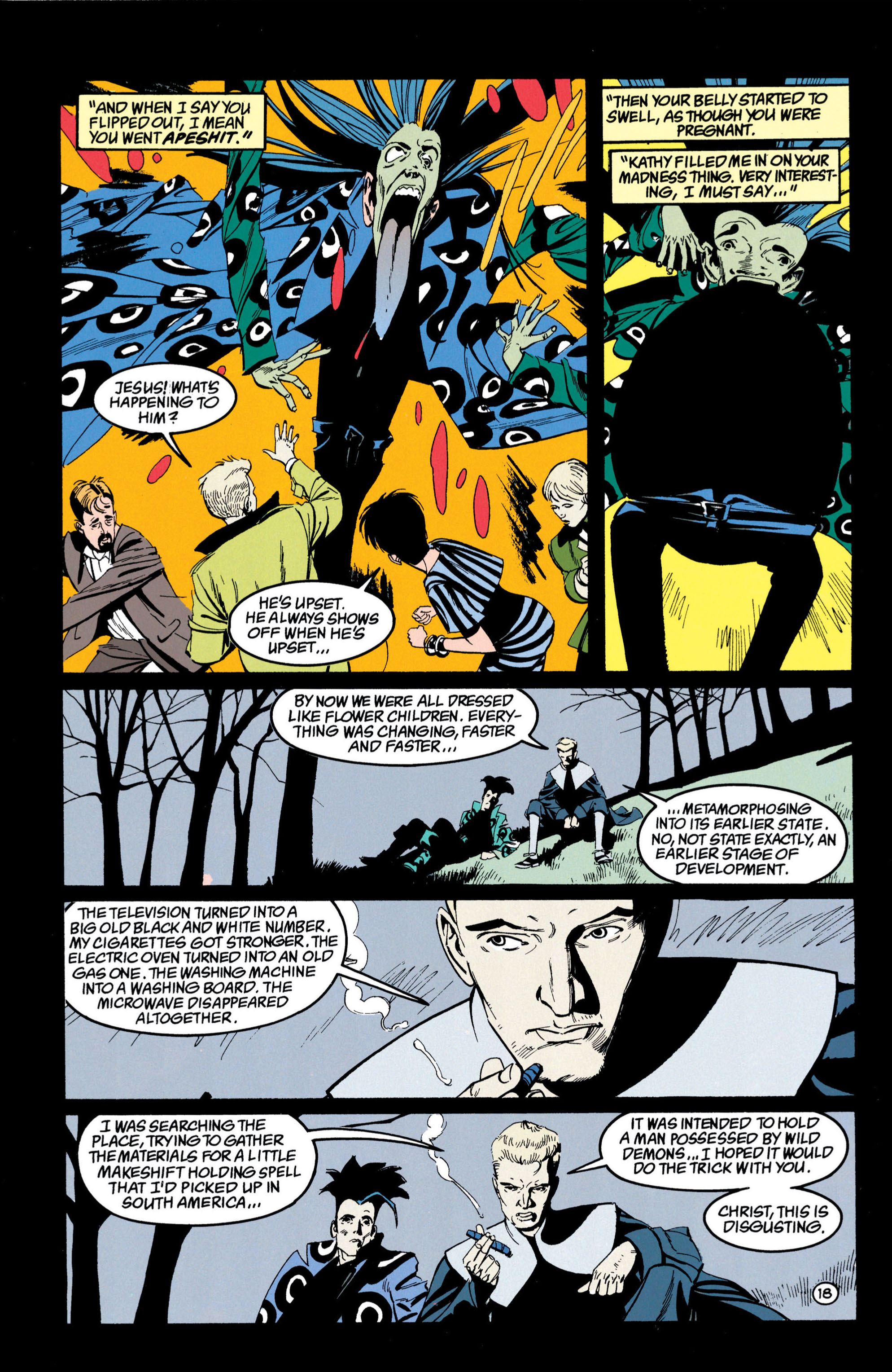Read online Shade, the Changing Man comic -  Issue #42 - 19