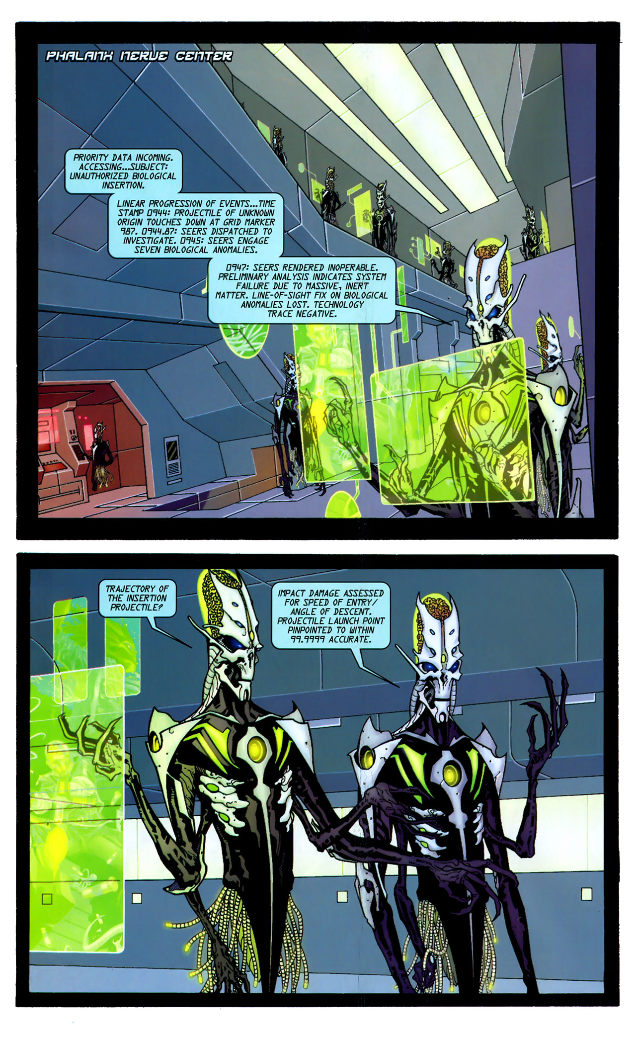 Read online Annihilation: Conquest - Starlord comic -  Issue #2 - 9