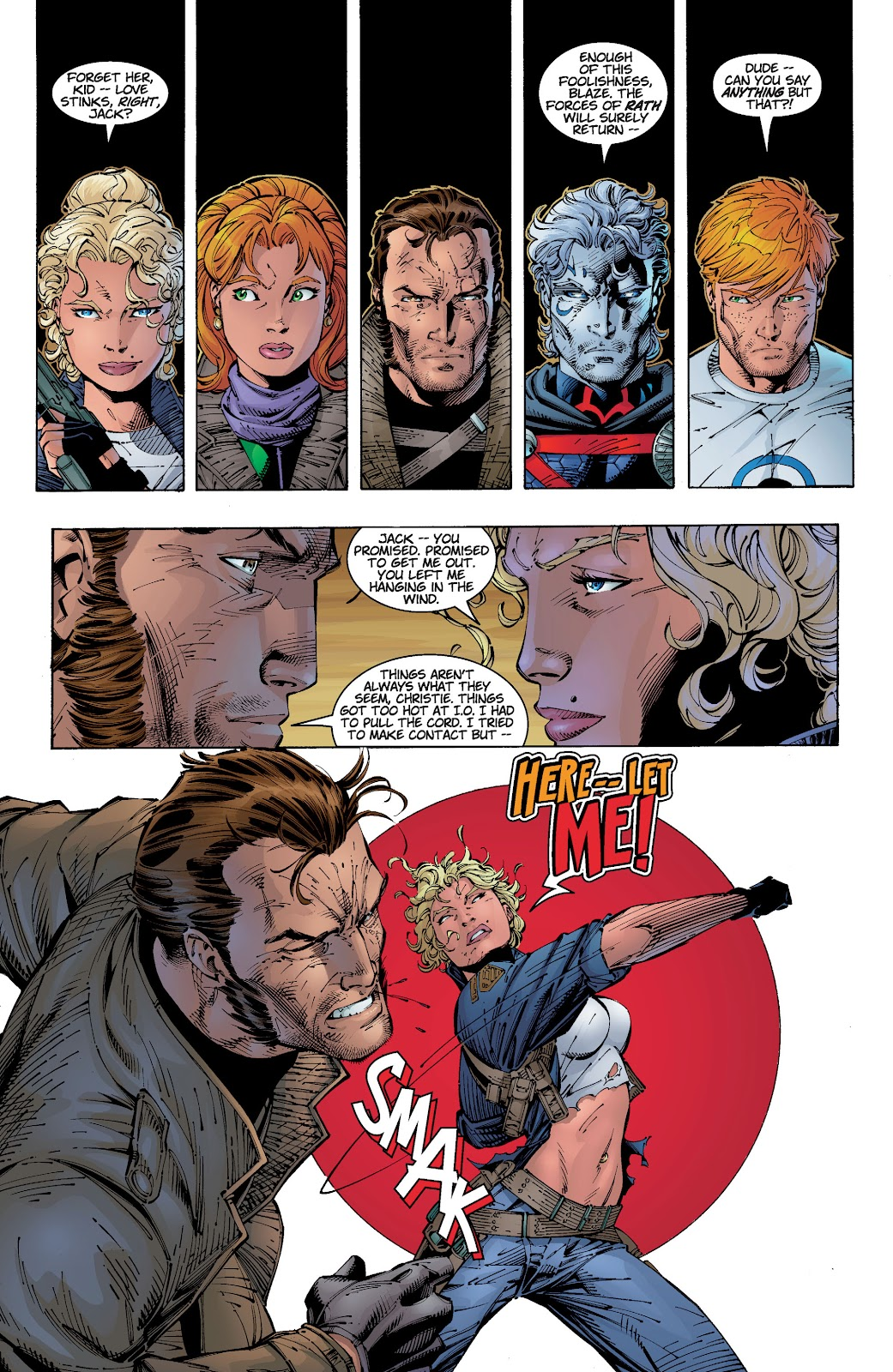 Read online Divine Right comic -  Issue # _TPB The Adventures of Max Faraday (Part 2) - 5
