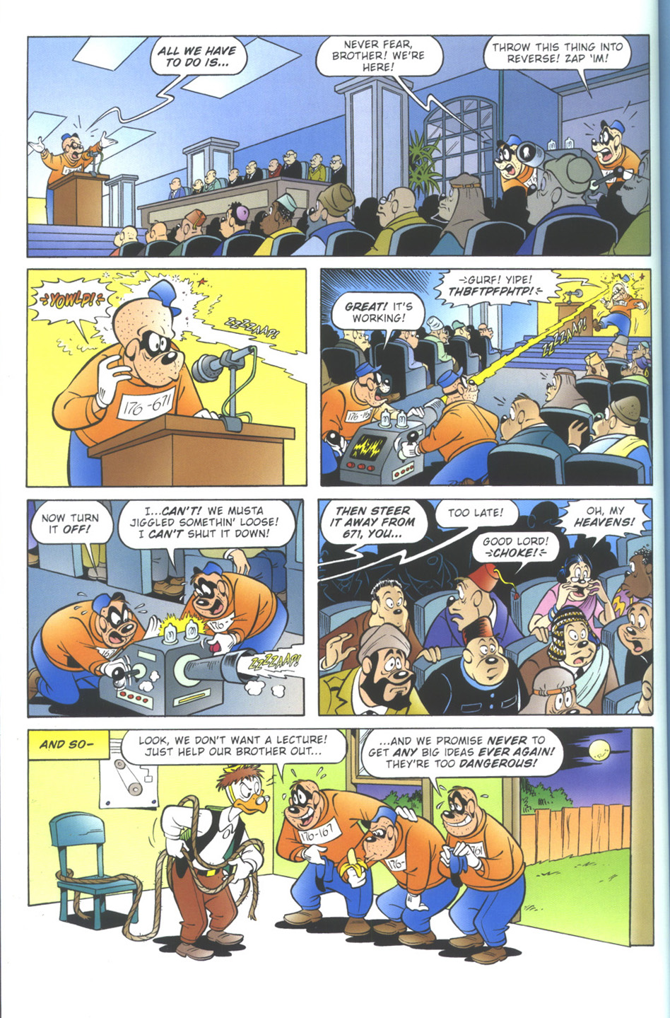 Read online Uncle Scrooge (1953) comic -  Issue #340 - 34