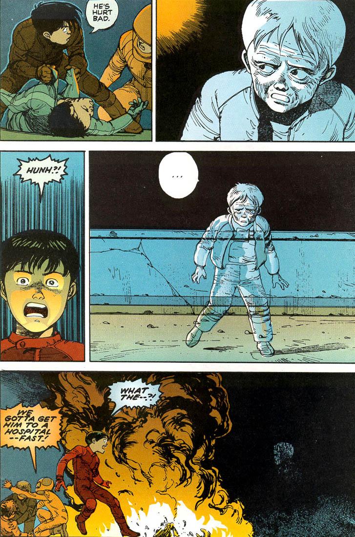 Read online Akira comic -  Issue #1 - 22