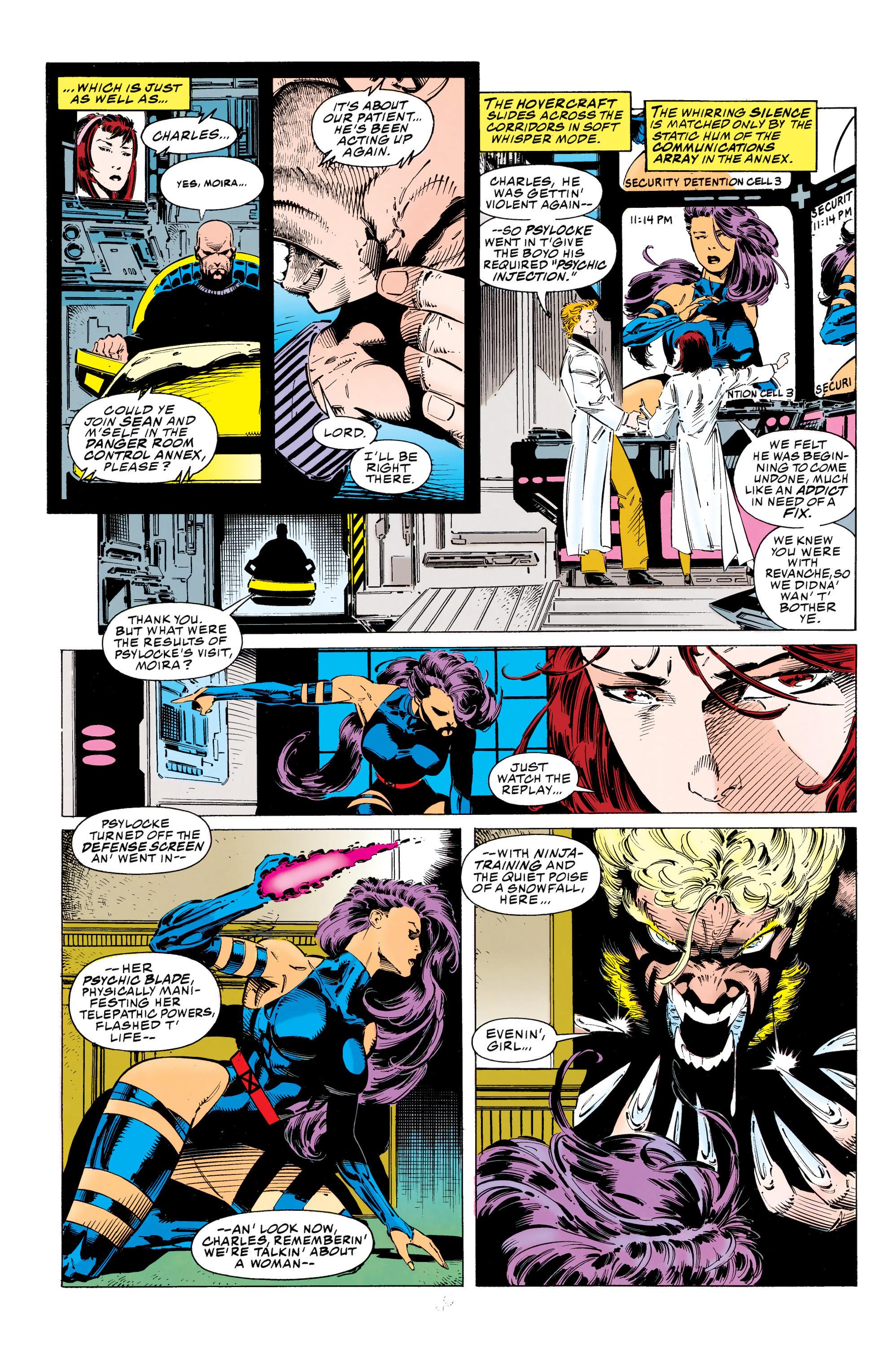 X-Men (1991) 28 Page 7