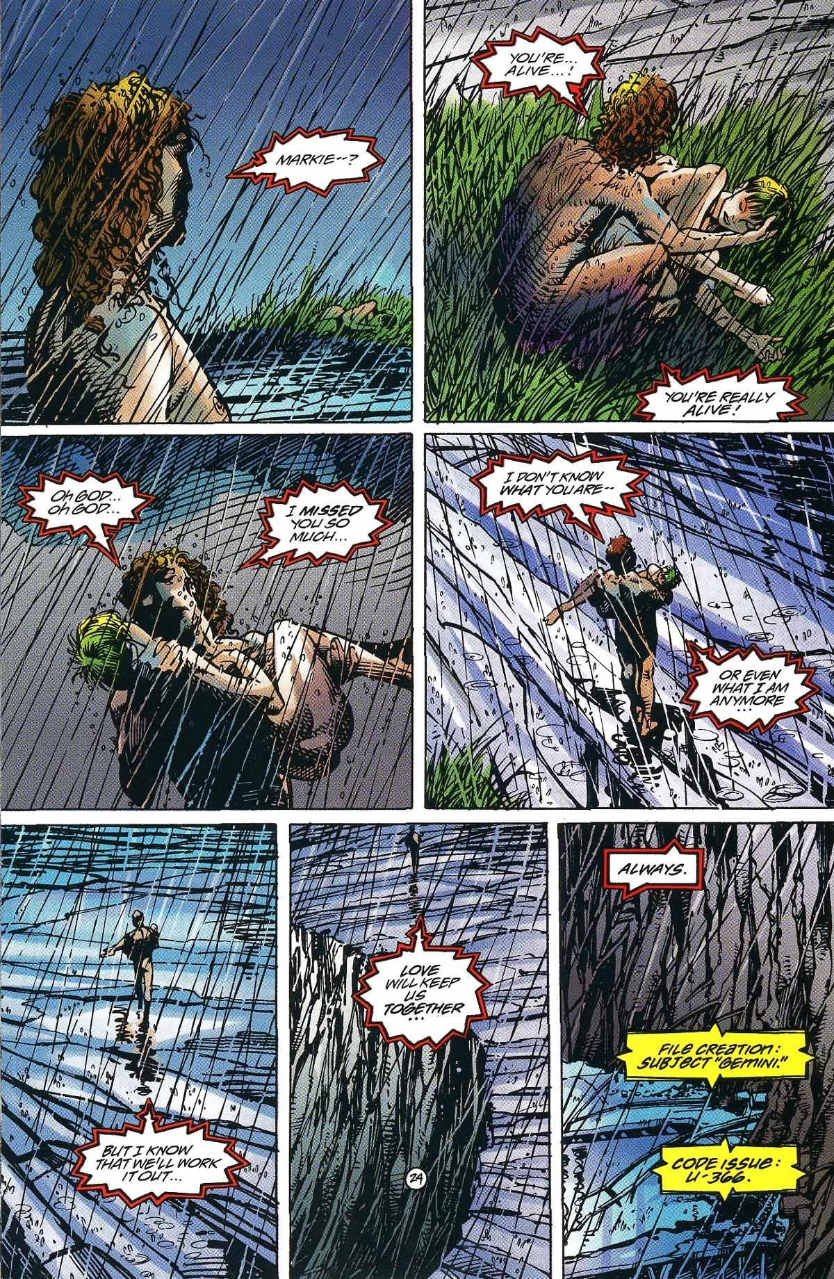 Read online Rune (1994) comic -  Issue #5 - 27