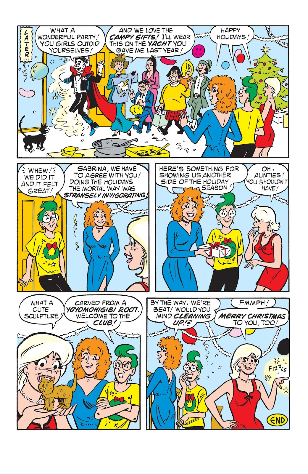 Sabrina the Teenage Witch (1997) Issue #10 #11 - English 26