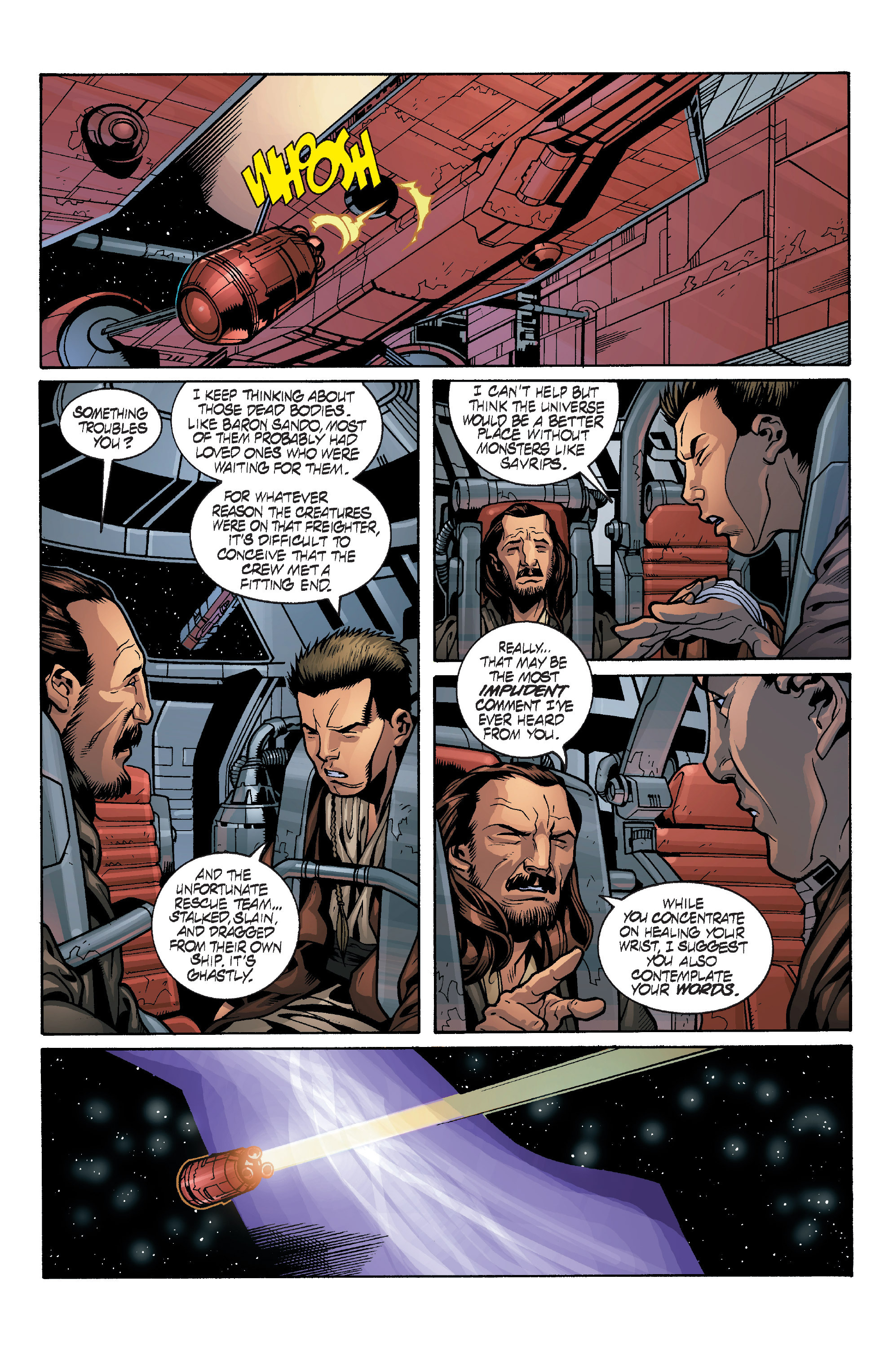 Read online Star Wars: Qui-Gon & Obi-Wan - Last Stand on Ord Mantell comic -  Issue #1 - 20