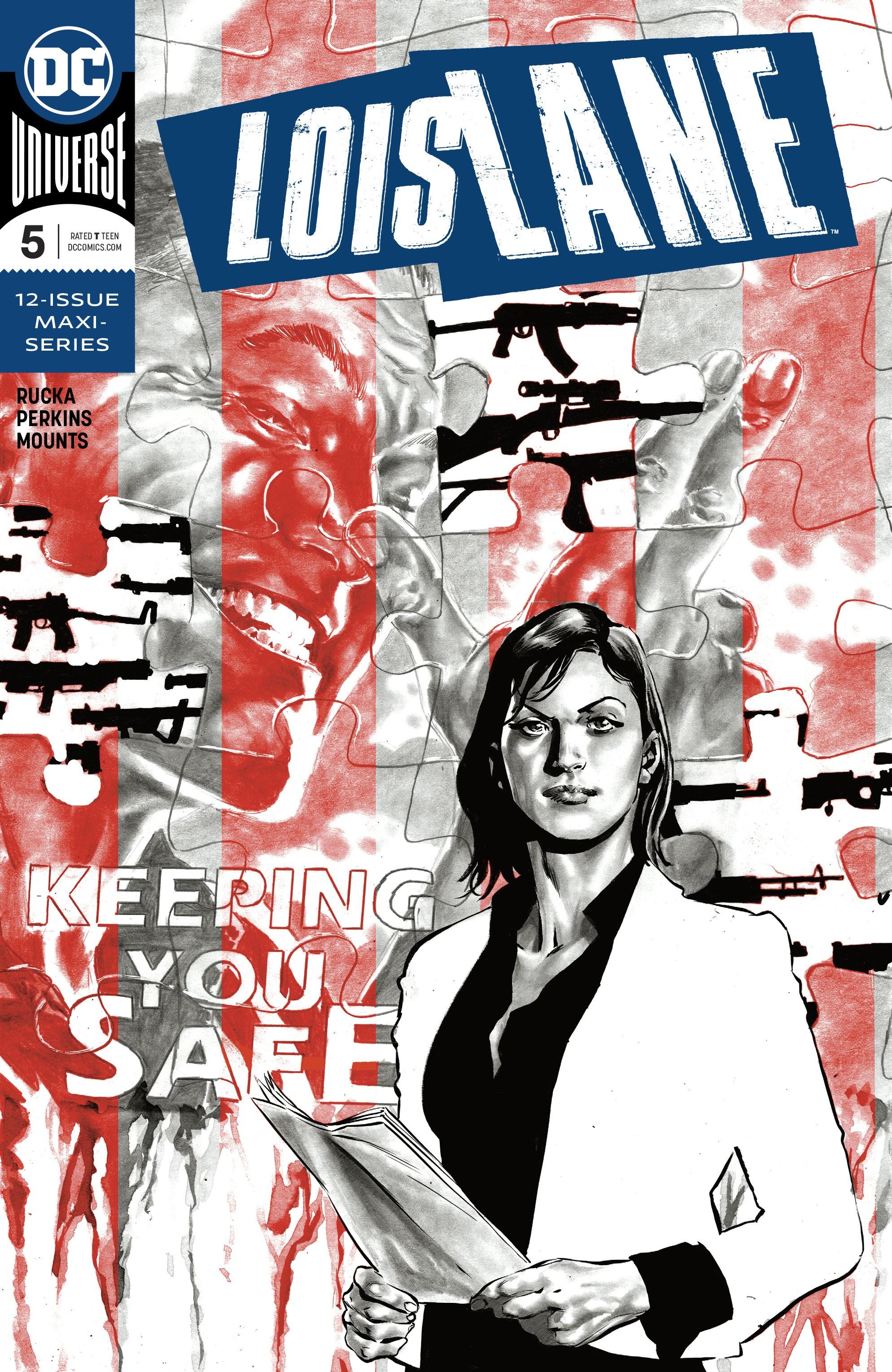 Lois Lane (2019) 5 Page 1