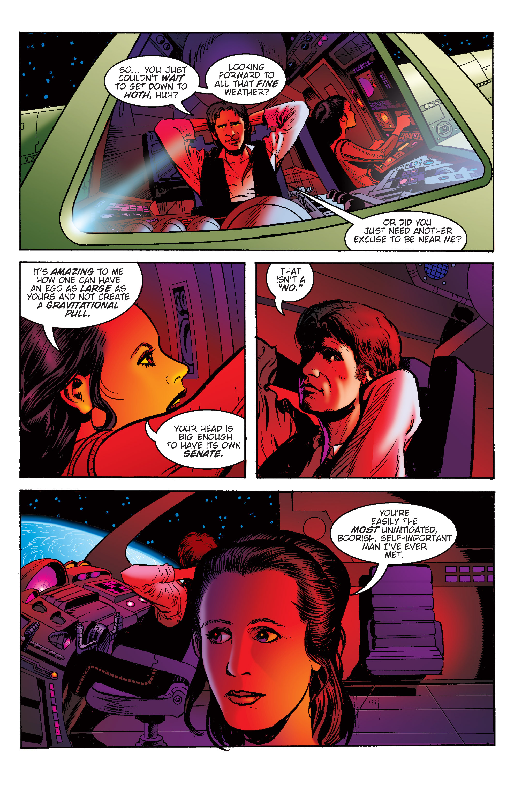 Read online Star Wars Omnibus comic -  Issue # Vol. 20 - 447