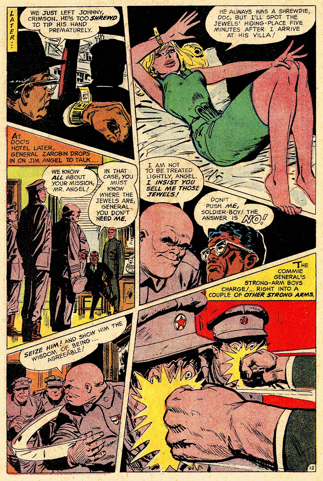 Secret Six (1968) issue 5 - Page 16