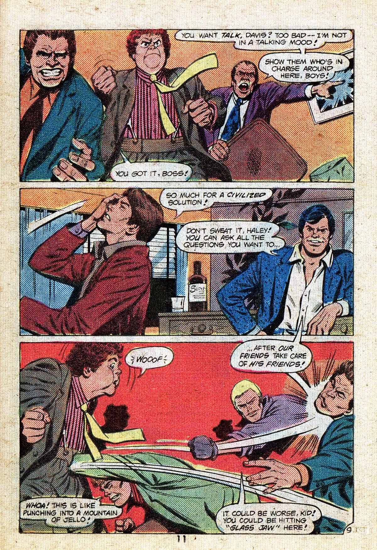 Read online Adventure Comics (1938) comic -  Issue #494 - 11