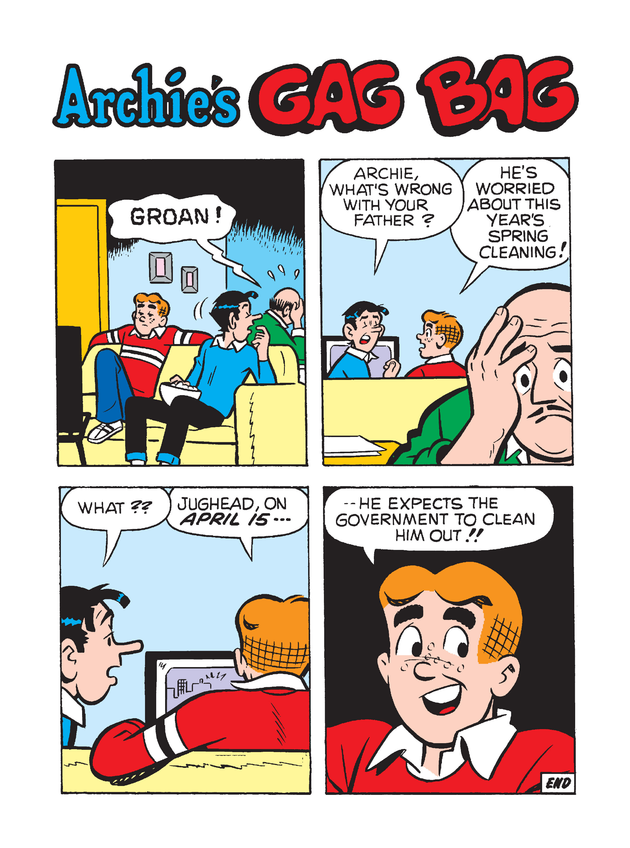 Read online Archie 1000 Page Comics Bonanza comic -  Issue #1 (Part 2) - 39
