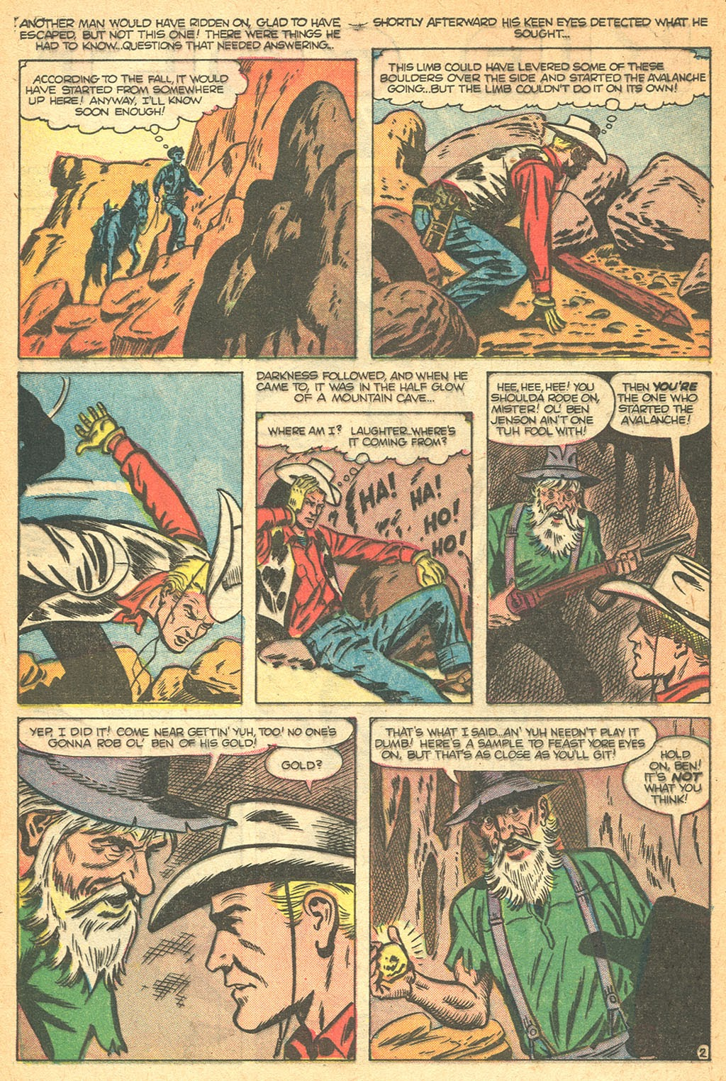 Kid Colt Outlaw issue 53 - Page 28