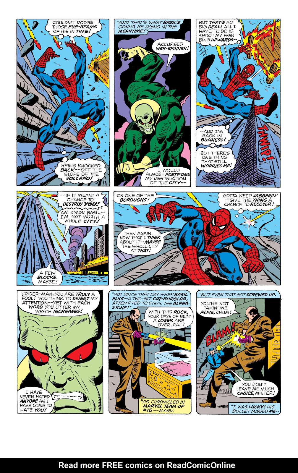 Read online Marvel Two-In-One Epic Collection: Cry Monster comic -  Issue # TPB (Part 4) - 70