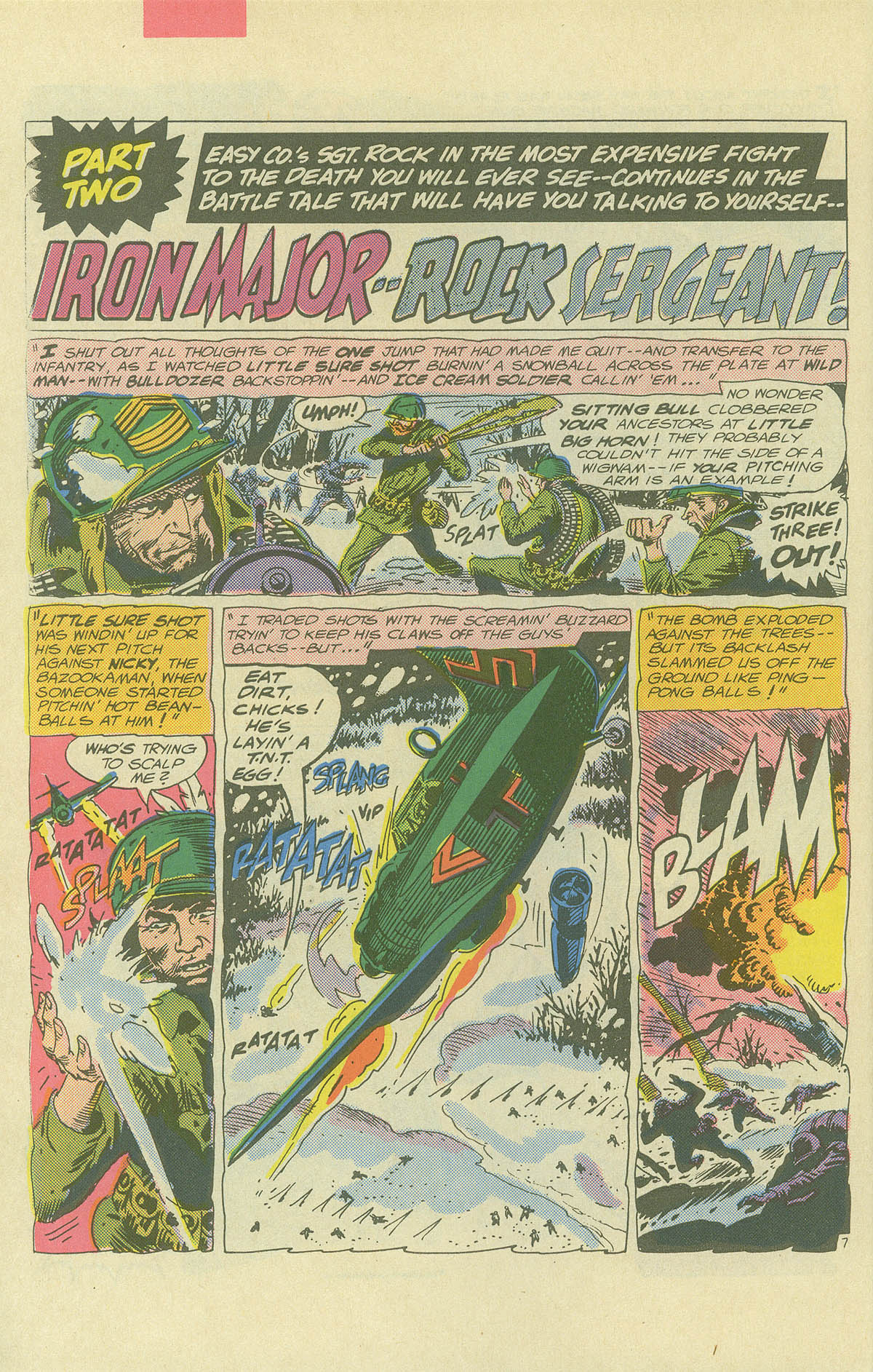 Read online Sgt. Rock comic -  Issue #404 - 10