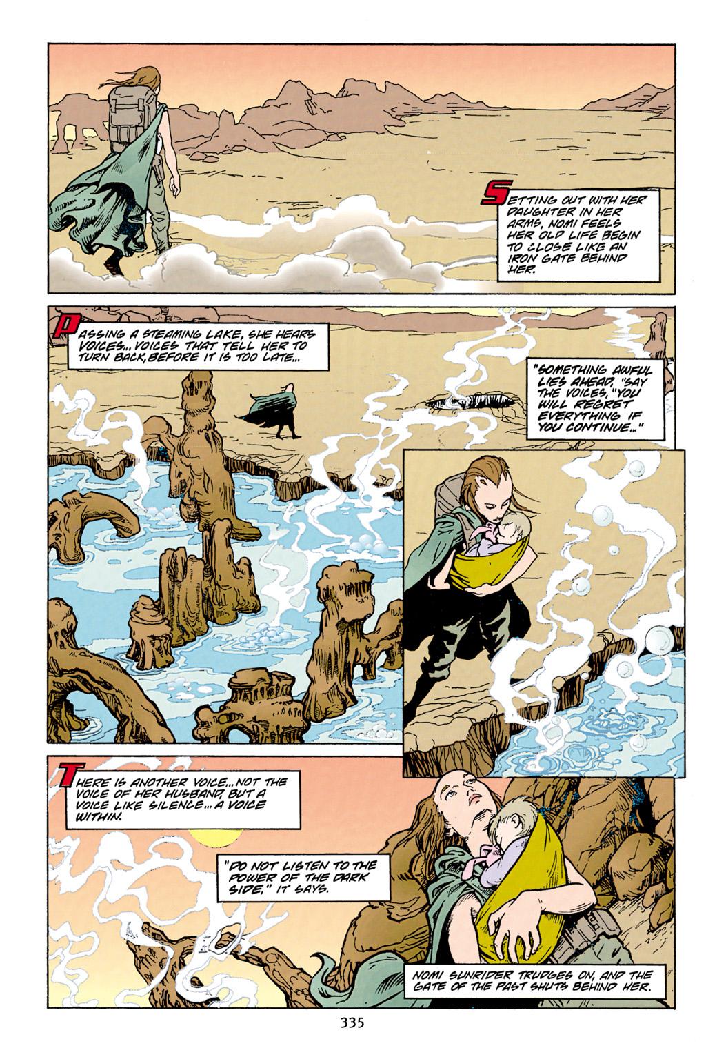 Read online Star Wars Omnibus comic -  Issue # Vol. 4 - 324
